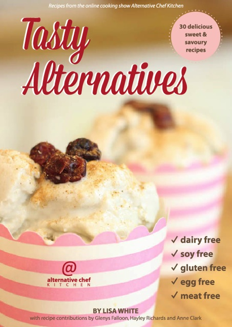 Tasty Alternatives Cover hires