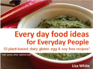 Every day food ideas for Everyday people